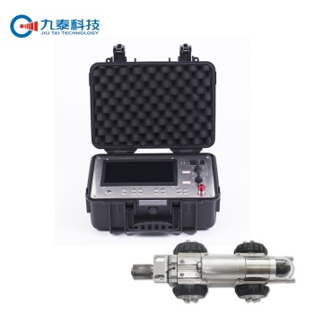 120M Cable Crawler Robotic Pipe Sewer Inspection Camera