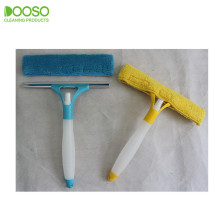 Two Head Microfiber Spray Window Squeegee DS-1523B