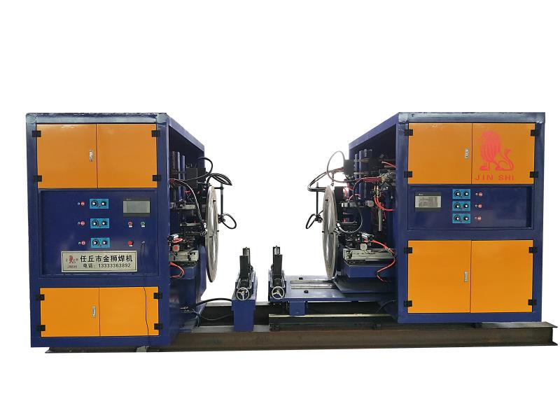 Grground Prop Welding Machine