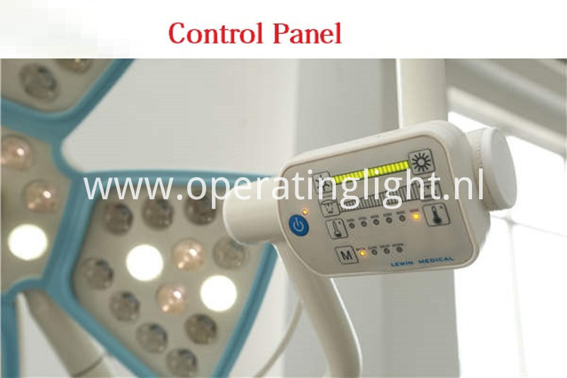 Dual Arm Led Surgical Lamp