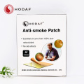 Health natural herbal PU Material anti smoking patch