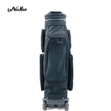 Dongguan Haolong Golf club Bags Nylon Golf Wheels bag