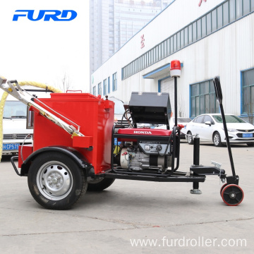 Trailer Mobile 100L Asphalt Road Crack Sealing Machine