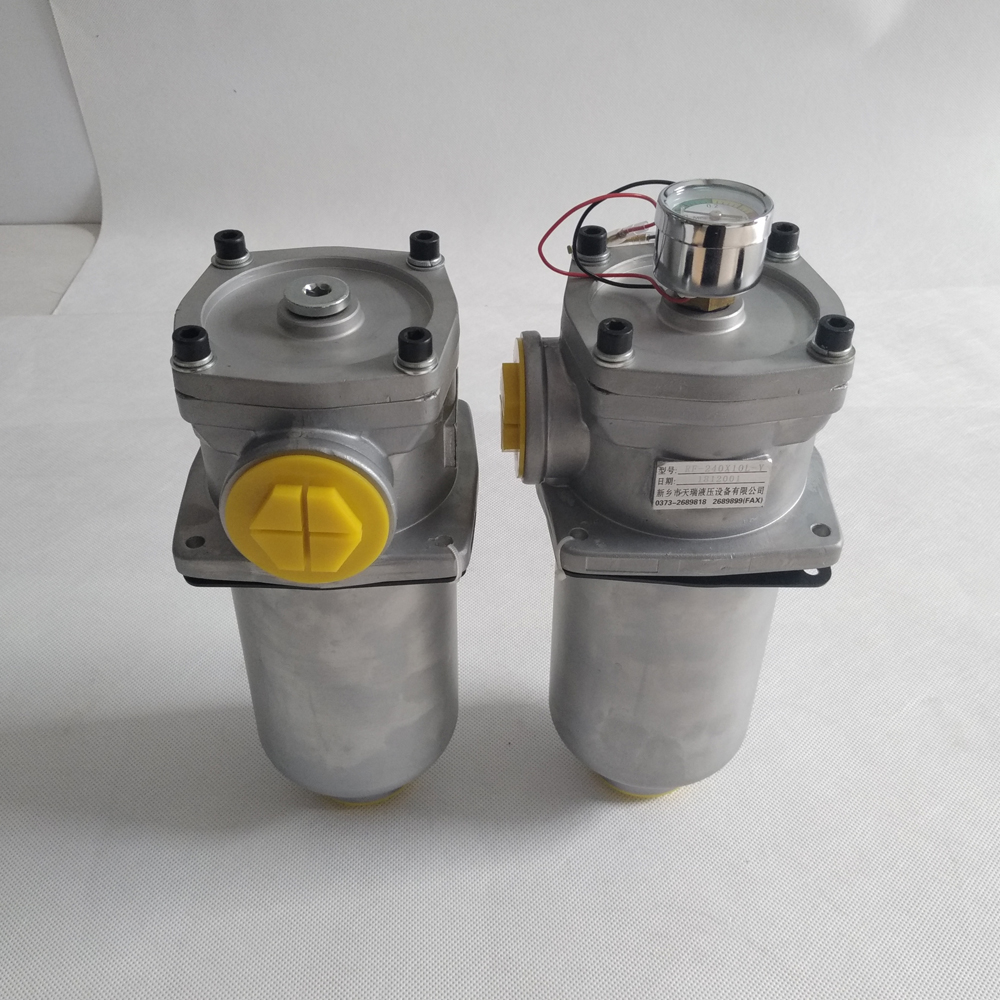 RF-240x10L-Y Hydraulic Oil Filter Return Filter