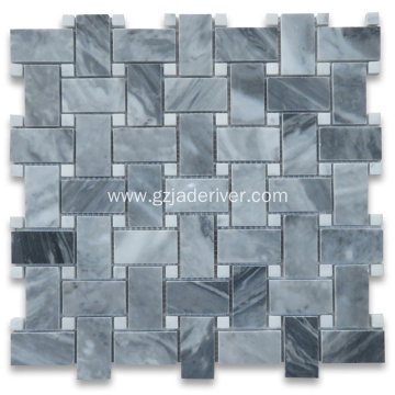 Irregular Shape Mosaic Tiles for Bathroom