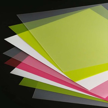 thermoforming plastic pp pet ps material sheet