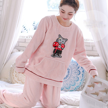A lovely pink pajamas
