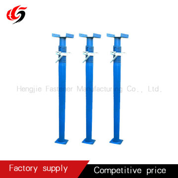support system steel telescopic shoring construction props