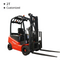 2 T Electric Forklift Customized