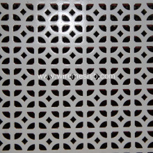 Profile Holes Perforated Metal Plate