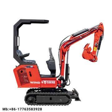 1 ton mini excavator for sale XN10