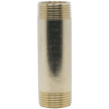Male Brass Threaded Nipple