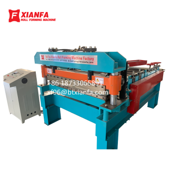 Metal Sheet Coil Sheet Slitting  Machine