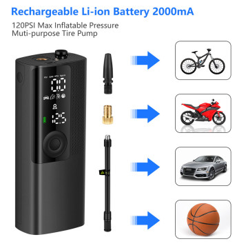 High Quality Mountain Bike Pump Inflator for Bicycle
