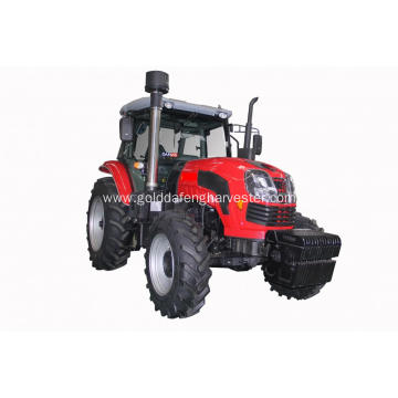 Gold Dafeng 4wd  medium tractor farm tractor
