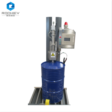 Semi Auto Weigh Filling Machine