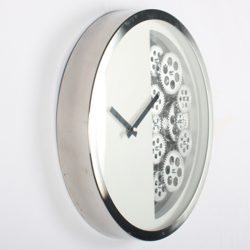16 Inch Vintage Style Decorative Hanging Clock