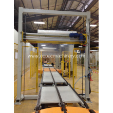 Fully Automatic On-line Top Sheet Dispenser