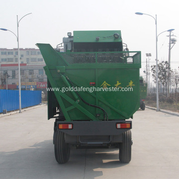 Cheap price multi-function maize combine harvesting