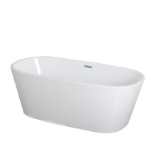 Acrylic Fibreglass Freestanding Bathtub