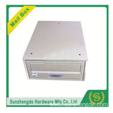 SMB-064SS New Design Aluminum Outdoor Decorative Mailbox