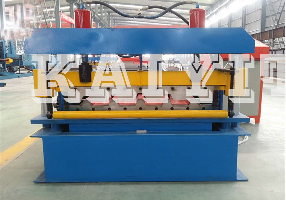 Roof Sheet Forming Machine For Africa Ibr
