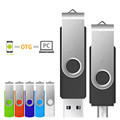 Plastic Otg 32gb Dual USB Flash Drive