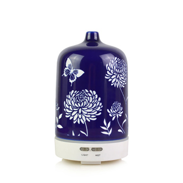 Carved Porcelain Plug In Essential Oil Diffuser