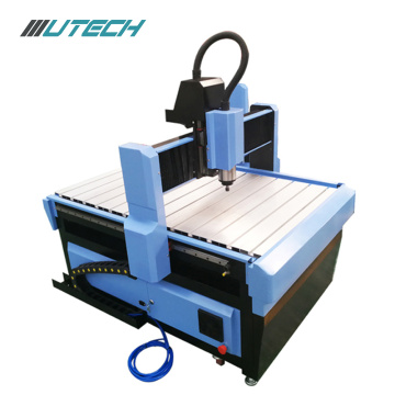 Cnc Machine 6090 with 1.5kw Water Cooled Spindle