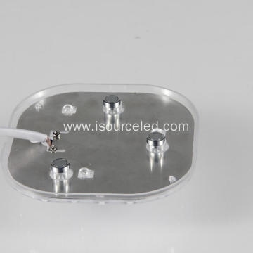 Bright white 50000h 9w-18w led light pcb modules