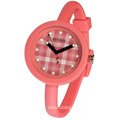 New Design Colorful Children silicone watch