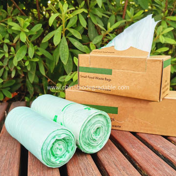 100% Biodegradable Hotel  Compostable Garbage Bags
