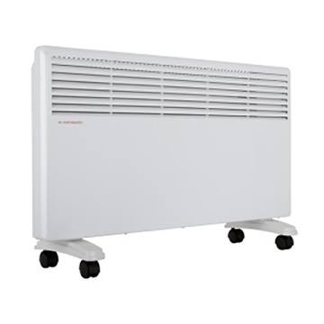 2500w flat metal convector heaters