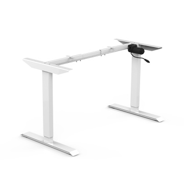 Single Motor Electric Adjustable Office Desk Leg