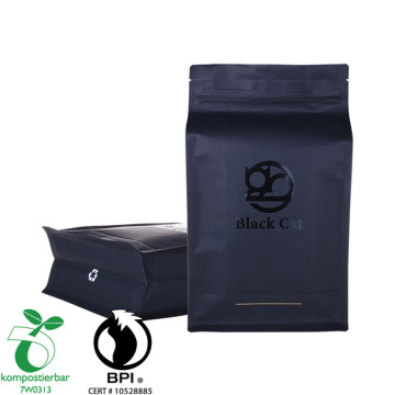 Resealable Ziplock Round Bottom Eco Bag Manufacturer Factory China