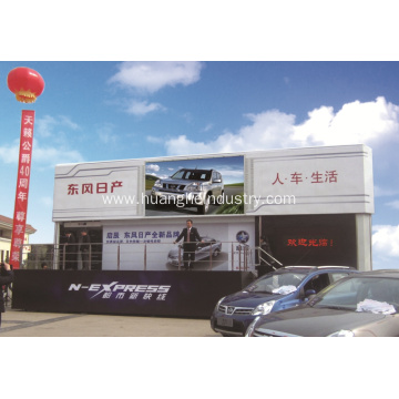 Advertising LED Semi Trailer (Double Decks)