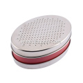 Double Sides Cheese Box Grater met container
