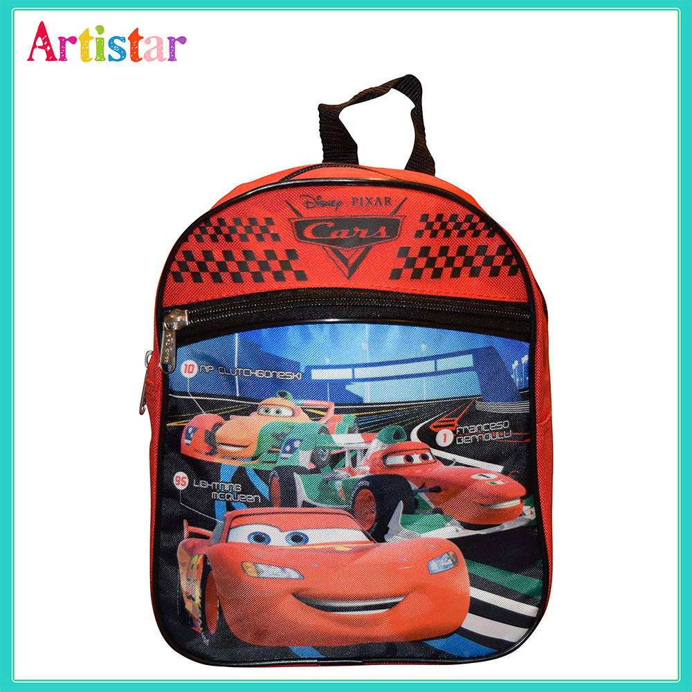 Disney Car Backpack 9 2