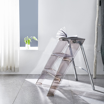 Household Plastic Folding ladder ladder