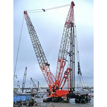 Heavy Duty Lattice Boom Crane with Great Price