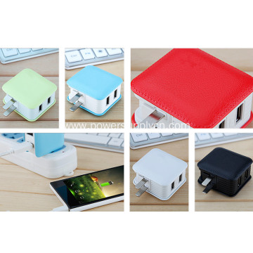 Foldable Quick Charger USB Phone Charger 5V2.1A