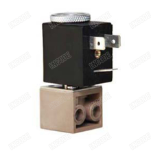 DOMINO SOLENOID VALVE 2WAY 24V 3.8W