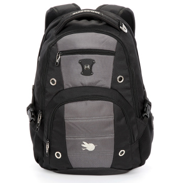 Suissewin Leisure Travel Large Capacity Nylon Backpack
