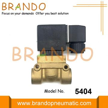 5404 G1/2'' DN12 2/2 NC Servo-assisted Piston Valves