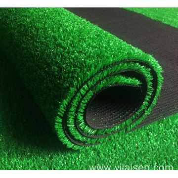 Factory direct supply fibrillated artificial grass for floor