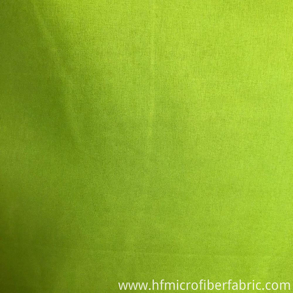 Plain dyed brushing Fabric