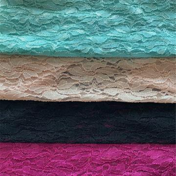 Poly Spun Nylon Lace