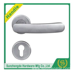 SZD SLH-045SS Popular Ss304 Stainless Steel Rosette Pull Door Handle