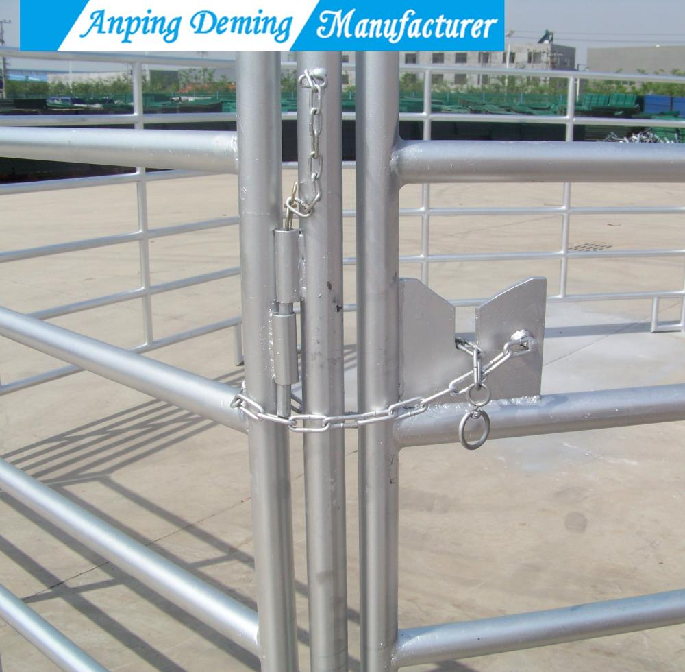 Hot Galvanized Portable Sheep Fence Panel