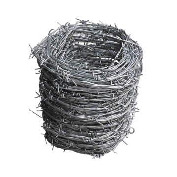 High Quality 304 316 Stainless Steel Barbed Wire